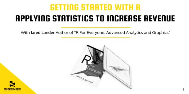 Getting Started with R: Applying Statistics to Increase Revenue