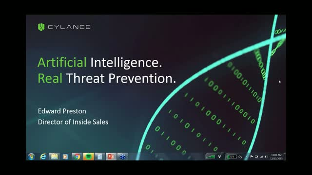 PROTECT Webcast - December 2015
