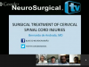 Surgical Treatment of Cervical Spine Injuries
