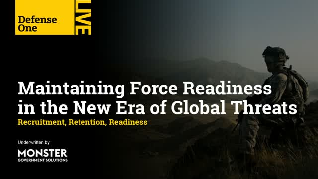 Maintaining Force Readiness in the New Era of Global Threats