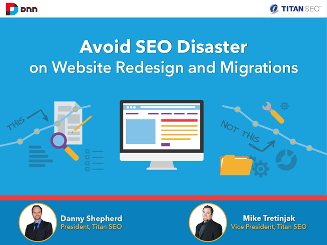 Avoid SEO Disaster on Website Redesign and Migrations