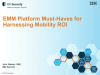 EMM Platform Must-Haves for Harnessing Mobility ROI