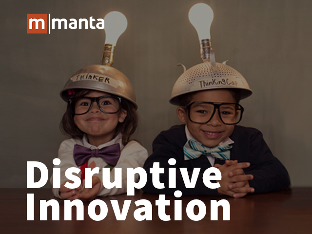Disruptive Innovation: How Fresh Thinking Can Propel Your Small Business Forward