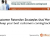 Customer Retention Strategies that Work