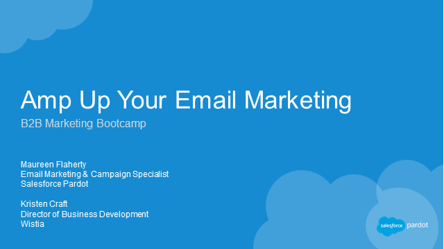Amp Up Your Email Marketing