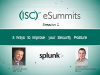 eSummit Session 2: Five Ways to Improve your Security Posture