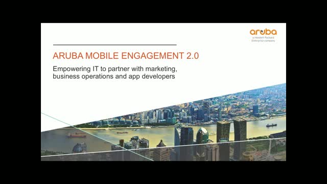 Scaling Mobile Engagement To Engage Guests Across Many Locations