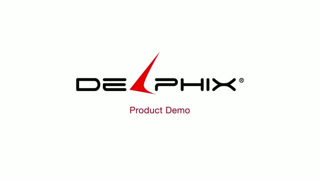 Delphix Product Demo