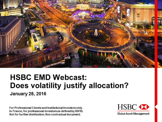 EMD Webcast: Does volatility justify allocation?