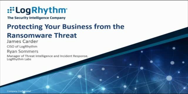 Protecting Your Business from the Ransomware Threat