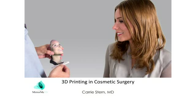 3D Printing in Cosmetic Surgery
