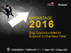 Advantage 2016: Big Opportunities to Exploit in the New Year