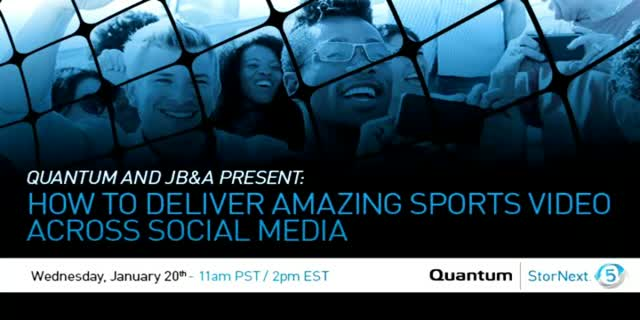 How To Deliver Amazing Sports Video Across Social Media