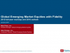 Emerging markets in 2016 (CPD accredited)