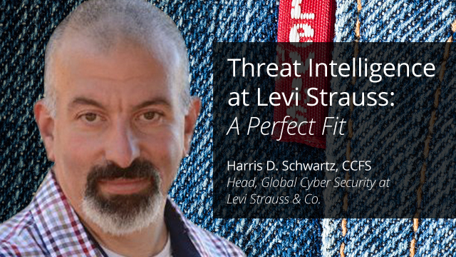 Threat Intelligence at Levi Strauss: A Perfect Fit