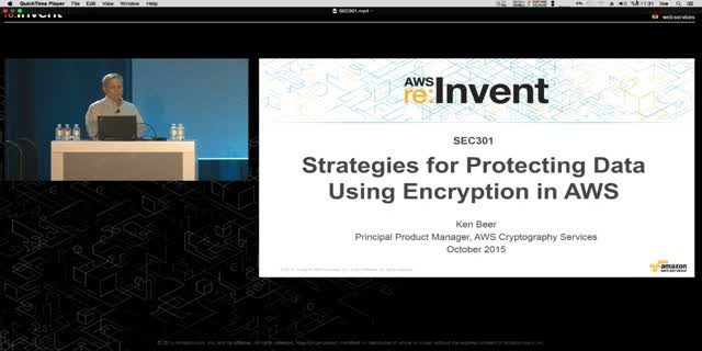 Strategies for Protecting Data Using Encryption in AWS