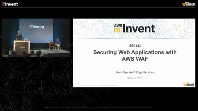 Securing Web Applications with AWS WAF