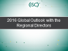 Inside (ISC)2 - 2016 Global Outlook with the Regional Directors