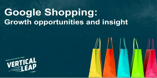 Google Shopping: Growth Opportunities and Insight