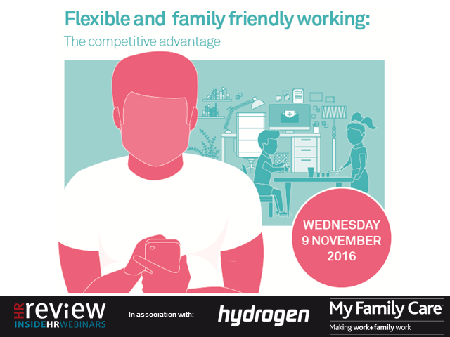 Flexible and Family Friendly Working: The Competitive Advantage