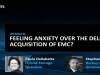 Feeling Anxiety Over The Dell Acquisition Of EMC?