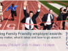 How to win Family Friendly Employer Awards