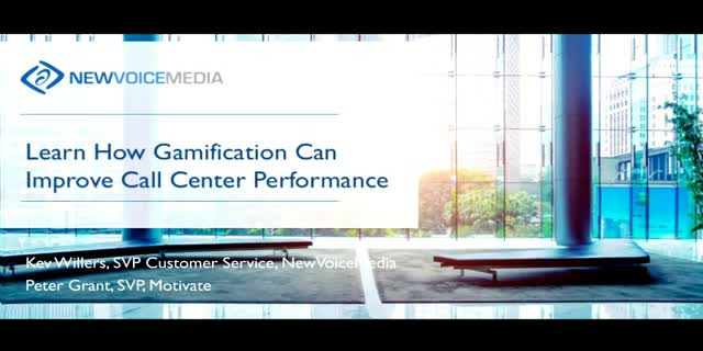 Learn How Salesforce Gamification Can Improve Call Center Service Performance
