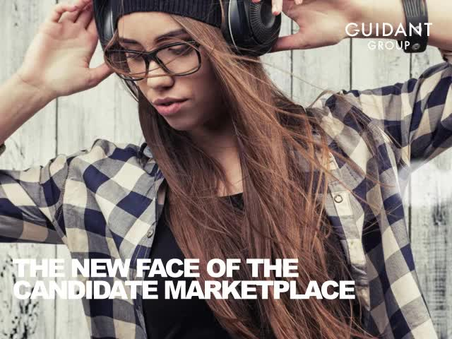 The new face of the candidate marketplace