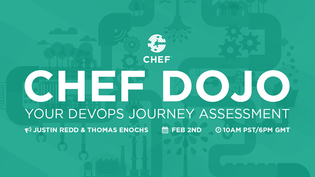 Chef Dojo: Your DevOps Journey Assessment