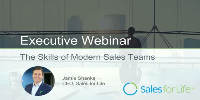 The Essential Skills Of Modern Sales Teams