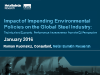 Impact of Environmental Policies on the Steel Industry: EU Showcase