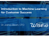 Introduction to Machine Learning for Customer Success