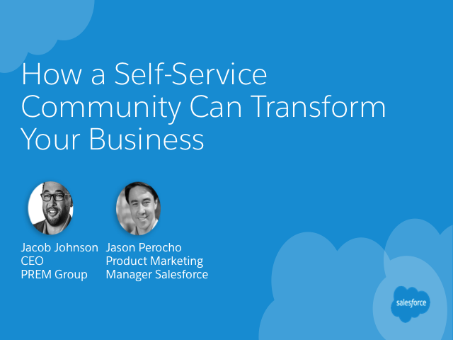 How a Self-Service Community Can Transform Your Business