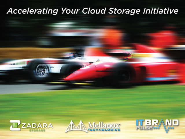 Accelerating Your Cloud Storage Initiative