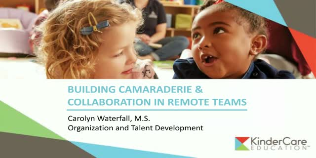 Camaraderie and Collaboration In Remote Teams