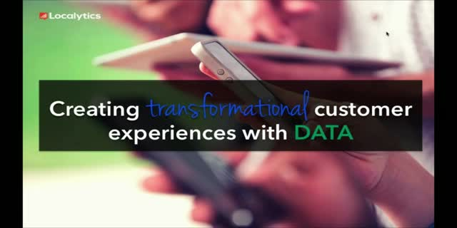 Creating Transformational Customer Experiences with Data