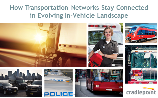 How Transportation Networks Stay Connected in Evolving In-Vehicle Landscape