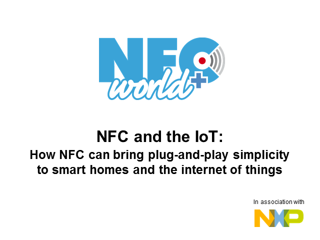 NFC and the IoT