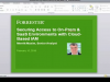 Securing Access to On-Prem and SAAS Environments with Cloud-Based IAM