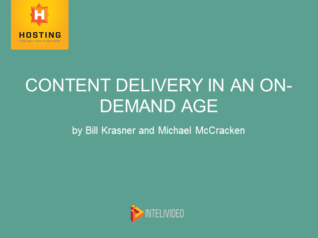 Content Delivery in an OnDemand Age