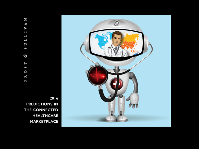 2016 Predictions in the Connected Healthcare Marketplace