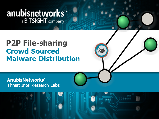 P2P File-sharing Crowd Sourced Malware Distribution