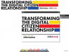 Transforming the Digital Citizen Relationship