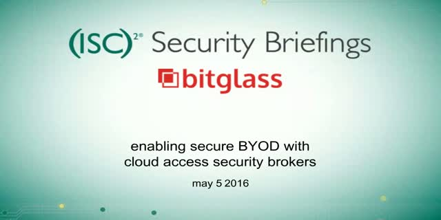 Rock the CASB Part 3: Enabling Secure BYOD w/Cloud Access Security Brokers