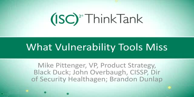 What Vulnerability Assessment Tools Miss