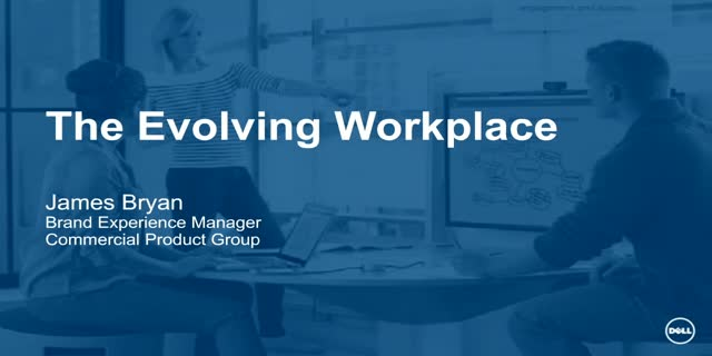 The Evolving Workforce: Part 1