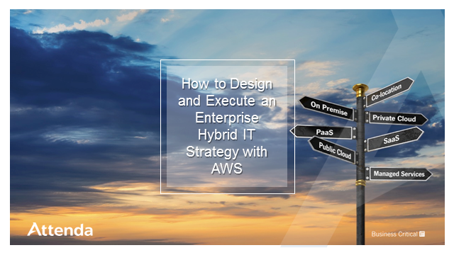 How to Design and Execute a Hybrid Data Centre Strategy for the Enterprise