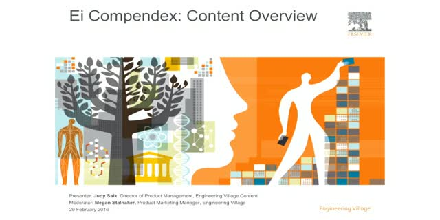 Ei Compendex: Content overview
