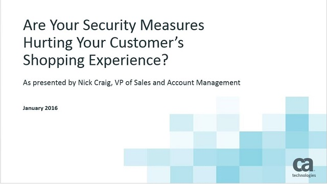 Card Issuer Series: Are Your Security Measures Hurting Your Customer Experience?
