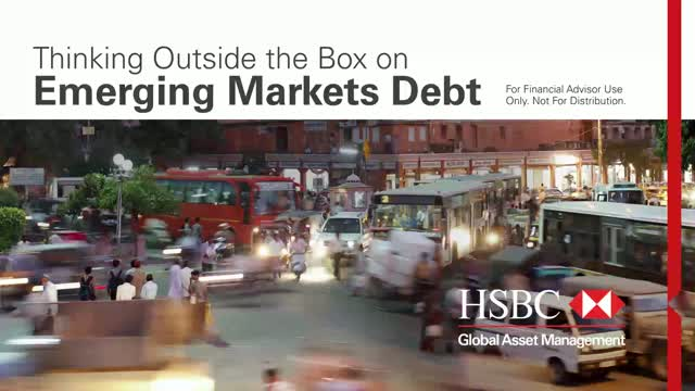 Emerging Markets Debt - Total Return Strategy